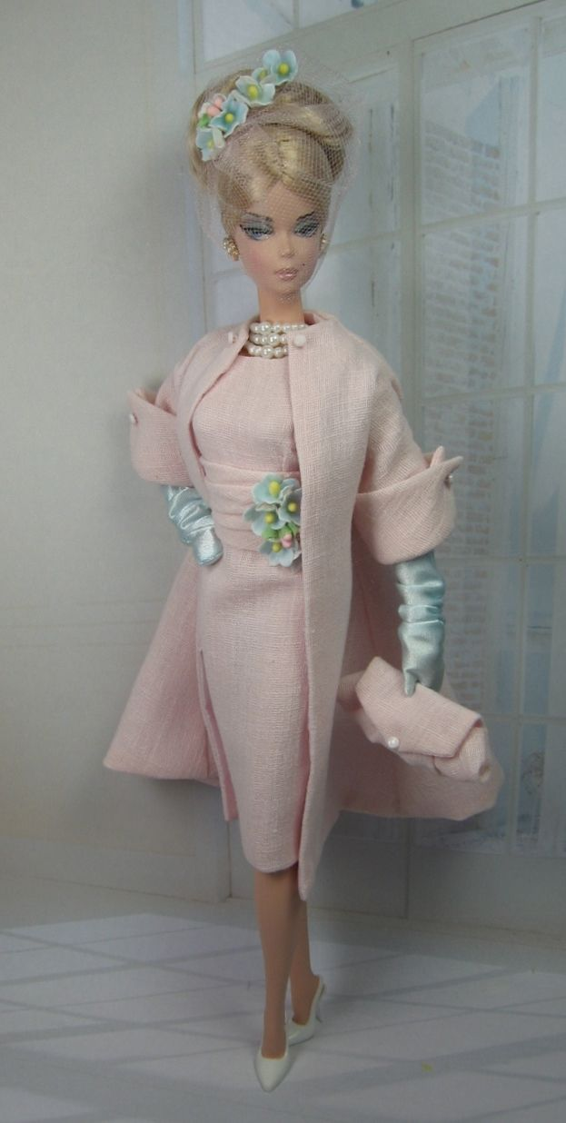 Pink Poetry for Silkstone Barbie and Victoire Roux on Etsy now