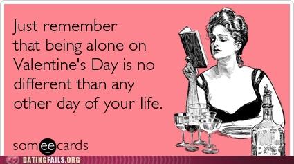 status for valentine's day
