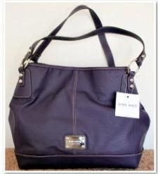 Nine West Purple Bag