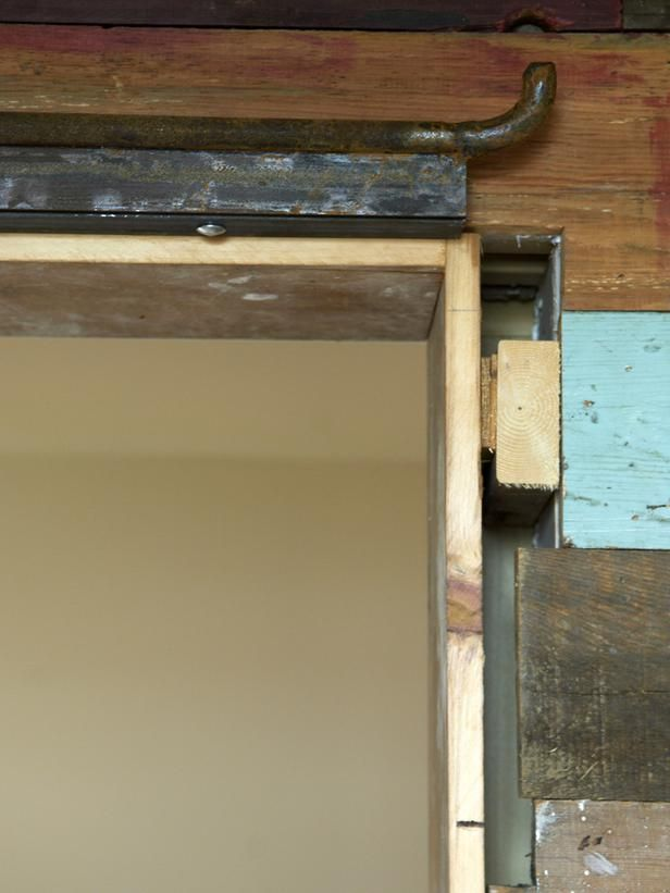 sliding barn doors  How to Build a Sliding Barn Door : How-To : DIY ...