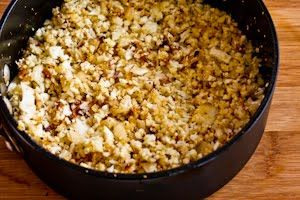 Cauliflower Rice Recipe with Fried Onions and Sumac (Low-Carb, Gluten ...