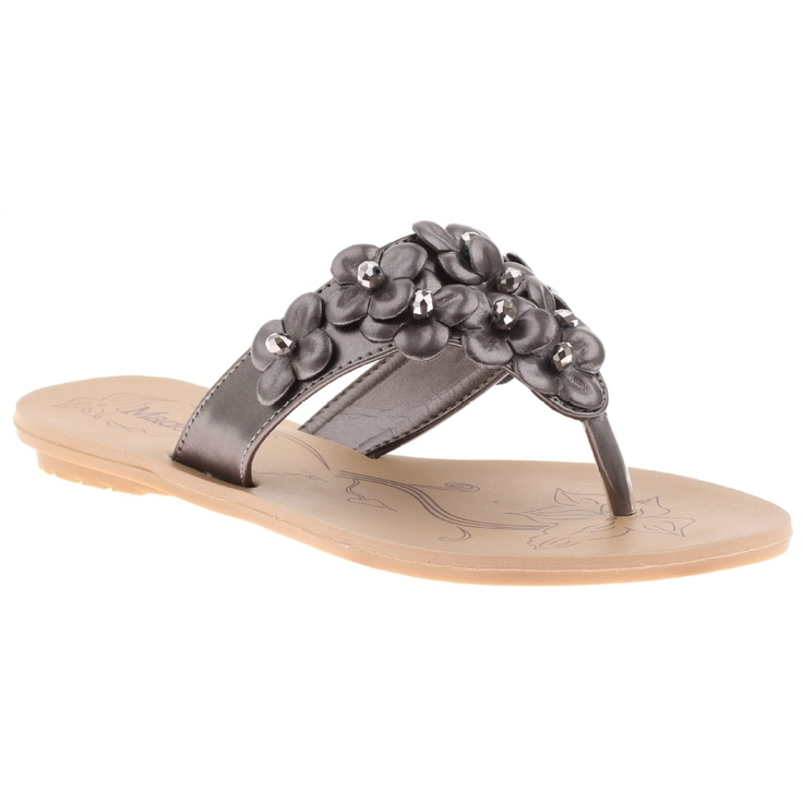 Add the Madeline Stuart Kittie sandal to your spring cruise wear