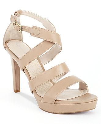 Rockport Womens Shoes, Janae Platform Sandals - Sandals - Shoes