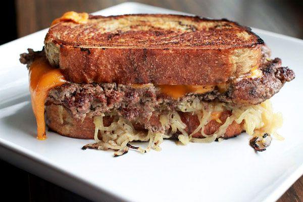 Patty Melt. Hands down the best cheeseburger.