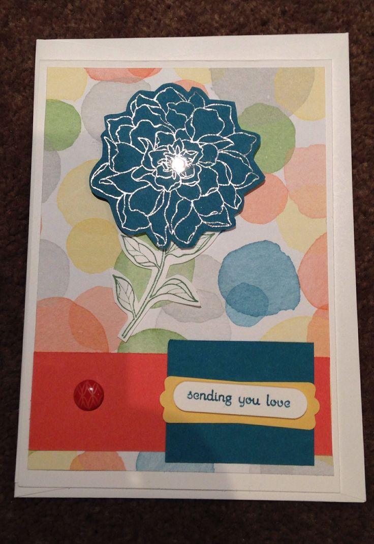 Sympathy card stampin up 2014 stampin up card designs pinterest