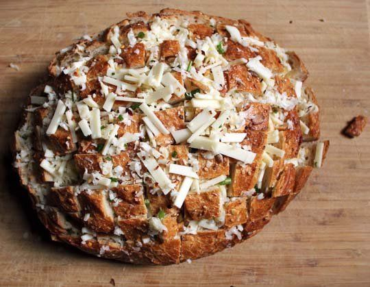 Pull-Apart Spicy Cheese Bread Recipes — Dishmaps