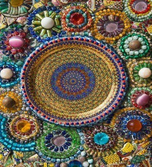 Pin By Rochelle Audeau On Mosaic Pinterest