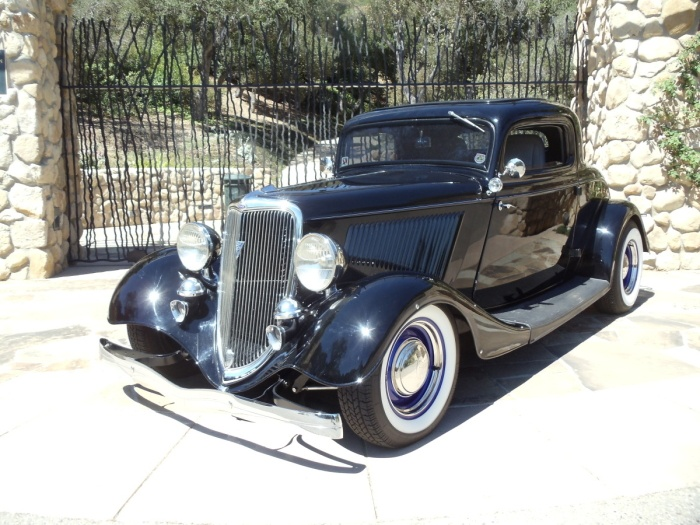 1934 ford 3 window coupe 39 34 ford pinterest for 1934 3 window ford coupe