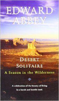edward abbey desert solitaire essays