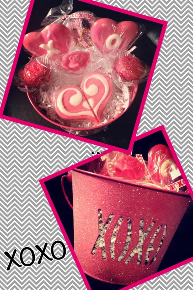 valentine party at work