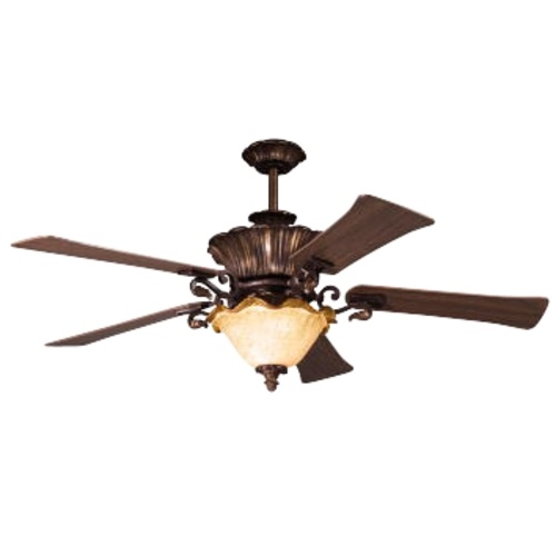 Beautiful Ceiling Fan With Light.