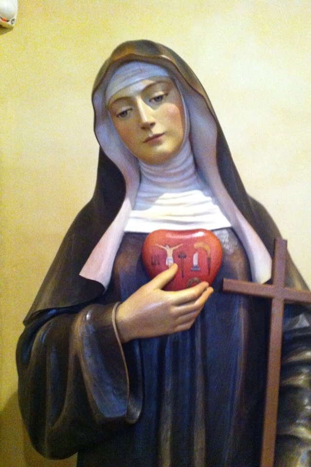IMG ST. CLARE of Montefalco