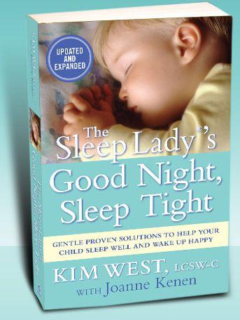 The sleep lady s good night sleep tight parenting books pinterest