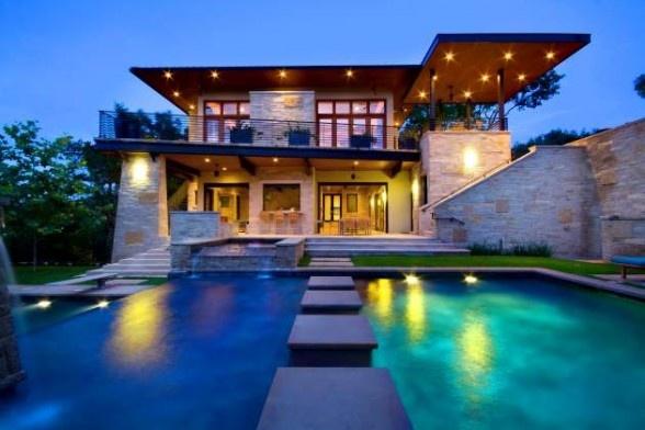Lake House In Austin Texas