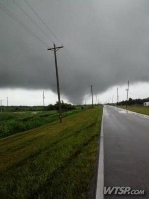 Tarpon Springs Photo Gallery | Viewer Pics: Tropical Storm Debby | Tarpon Springs News