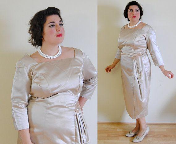 Plus size vintage dresses uk