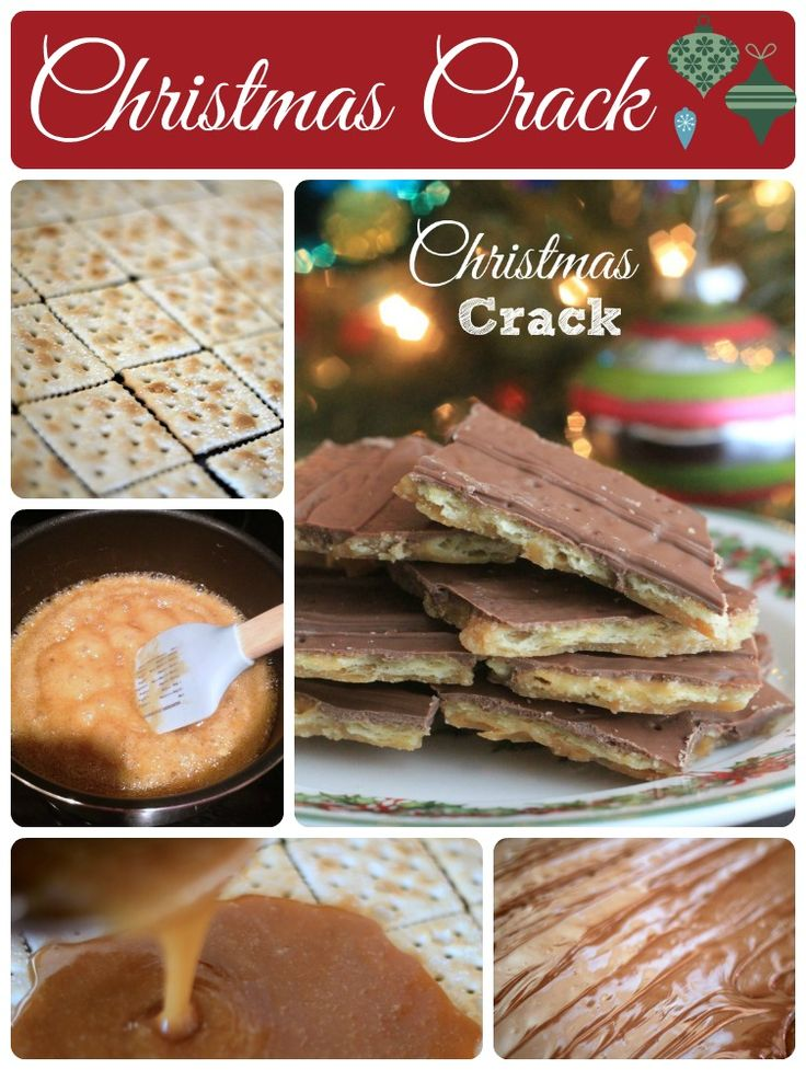 Christmas Crack - so yummy and delicious! Step by step pics. On time2saveworkshops.com. #christmas #recipes