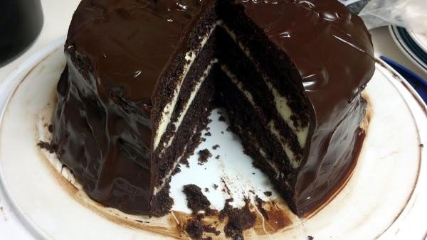 Deep, Dark Chocolate Pudding Recipe — Dishmaps