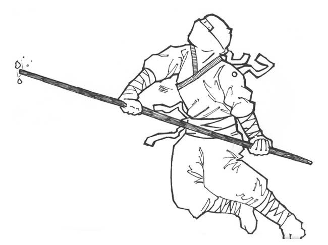 ninjas coloring pages - photo#26
