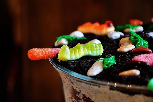 dirt cake, love this stuff | yummy | Pinterest