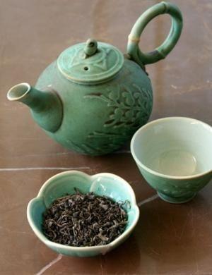Green tea w/ flavorful mango!