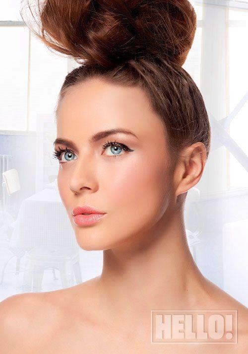 Nina Jankovic | Hairstyles | Pinterest