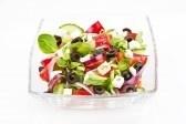 Cherry Tomato Cucumber Feta Salad Recipe | Recipes - Salads-Salad Dre ...