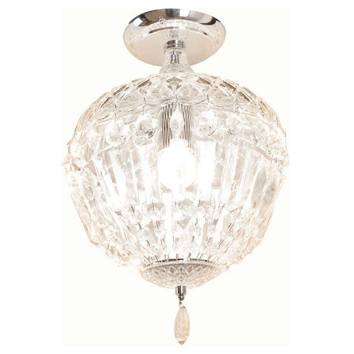 ... slaapkamer lamp : Plafondlamp elise staal 1l Slaapkamer Pinterest
