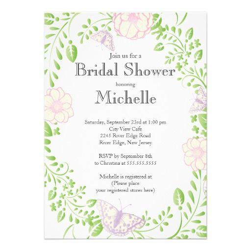 explore garden bridal showers