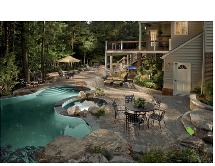 Amazing Backyard Home Ideas Pinterest