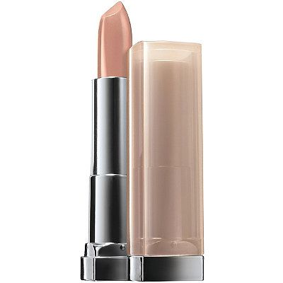 MaybellineColor Sensational The Buffs Lip Color.  Want to try Nude Lust, Sinamon