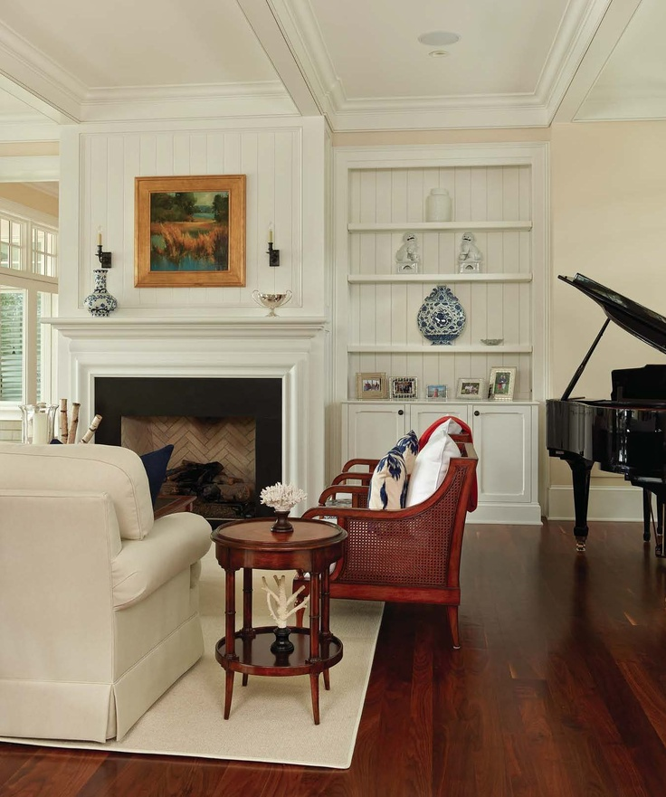 Beautiful interior of Kiawah home featured in Charleston Style & Design magazine #KiawahIsland