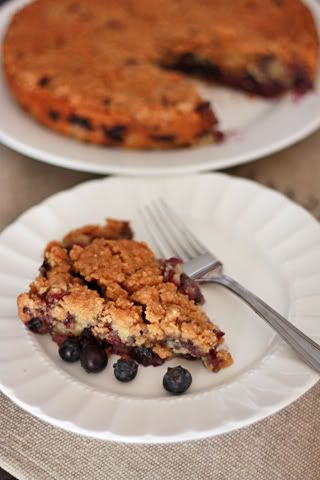 Blueberry Buckle I One Lovely Life Just made this last night! It was ...