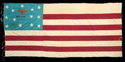 american flag first