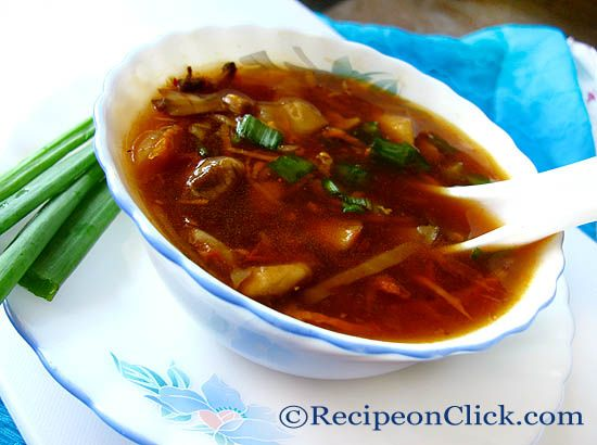 hot and sour soup | Hot and Sour Soup|Indo-Chinese Recipe|Nita Mehta ...
