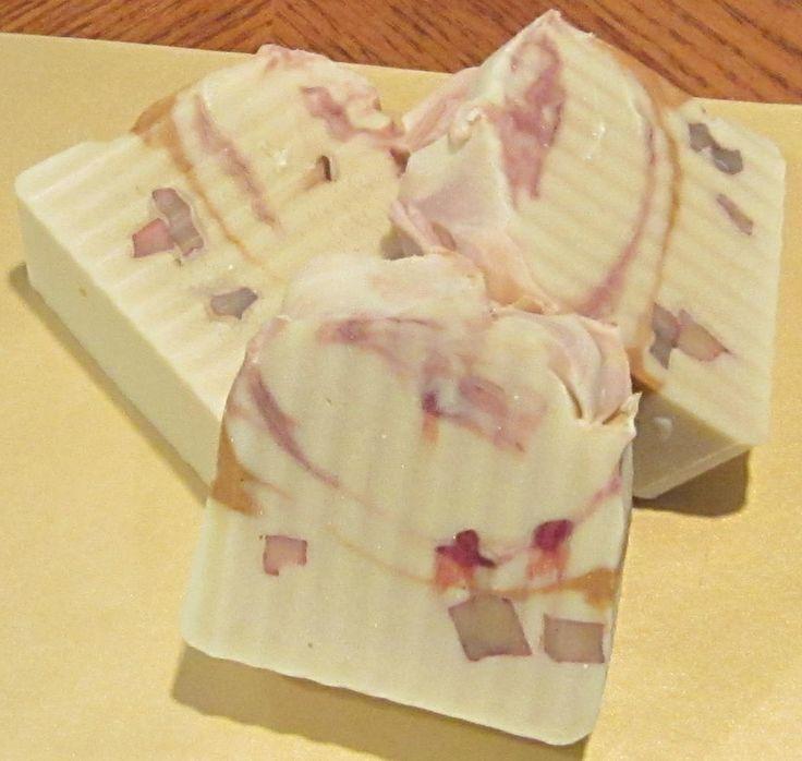 peppermint lavender sweet orange | For Your Glory Soap | Pinterest