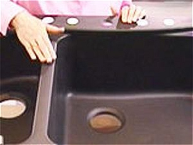 Replace Kitchen Sink : replacing kitchen sink Remodel Pinterest