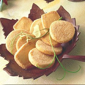 Melt-In-Your-Mouth Shortbread Cookies | Recipe