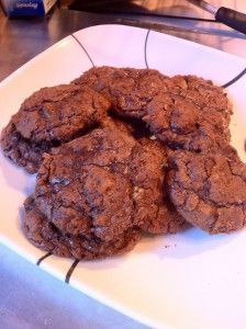 Chocolate Puddle Cookies | Good Eats! | Pinterest