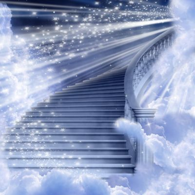 stairway to heaven background - photo #23
