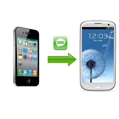 iPhone Backup to Android: How to Transfer SMS from iPhone to Android