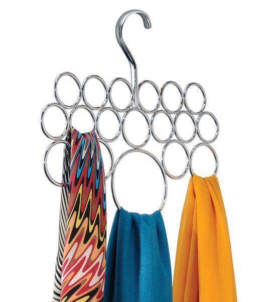 18 Hole Scarf Hanger Image