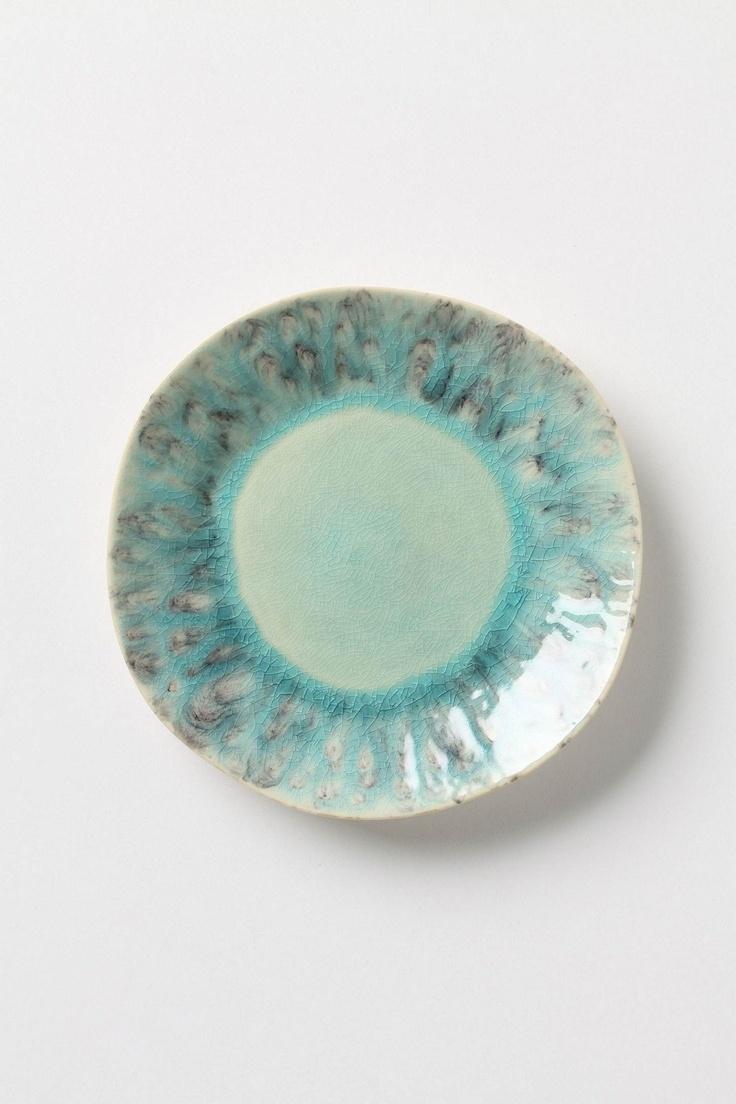 Soft-Focus Dessert Plates - Anthropologie.com