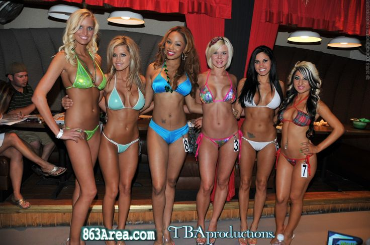 Daytona College Bikini Video