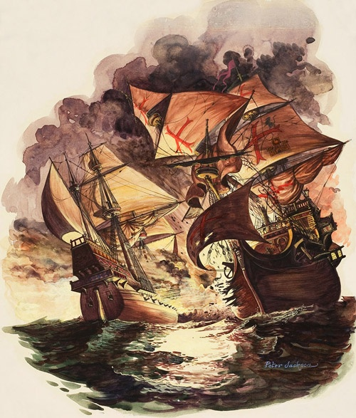 an analysis of the defeat of the spanish armada Analysis the battle of mogadishu was a  them from an overwhelming defeat the battle of mogadishu was an example of future  spanish armada: life.