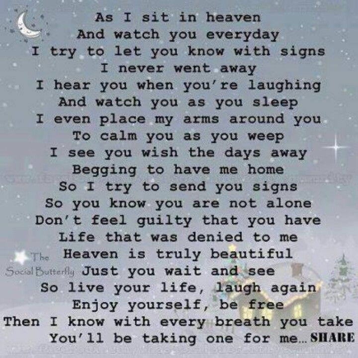 Lost Loved Ones Poems Quotes : Losing A Loved One Poems And Quotes Images & Pictures - Becuo