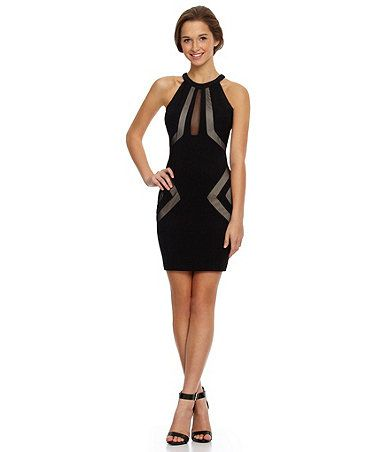 And rosie cut out mesh dress available at dillards com dillards