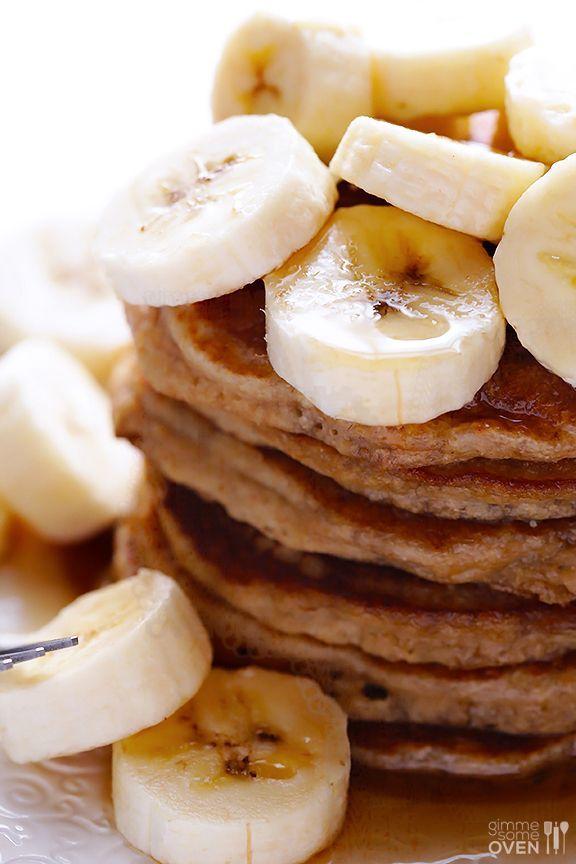 Banana Pancakes. | Pancake, Crepe, Bilini, Galette | Pinterest