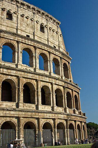 Roma Coliseo -   Katya y Mami :D