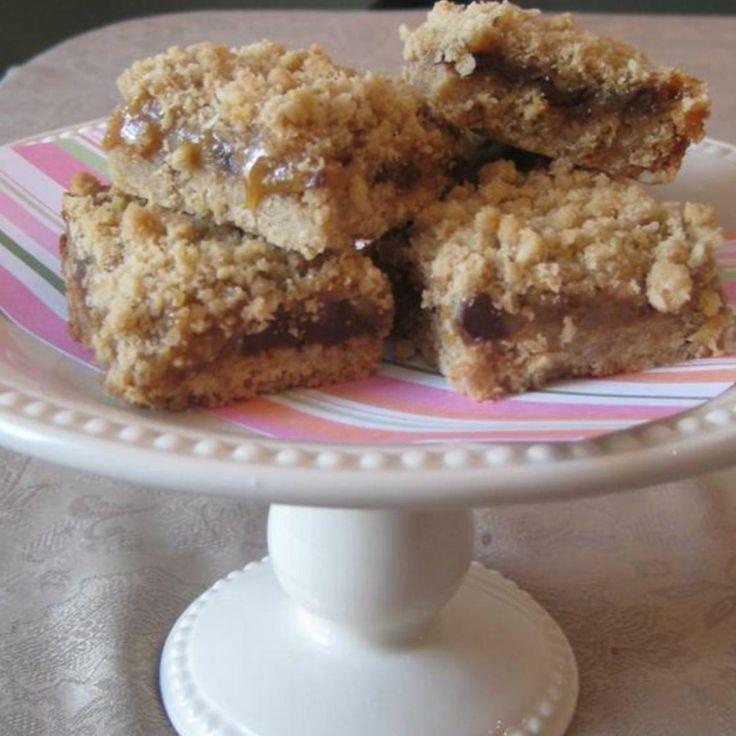 Oatmeal Carmelitas | Sweet Tooth | Pinterest